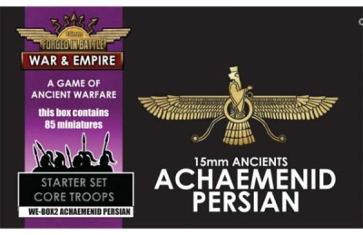 War & Empire Starter Set: LATER ACHAEMENID PERSIAN
