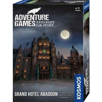 Adventure Games - Grand Hotel Abaddon - DE