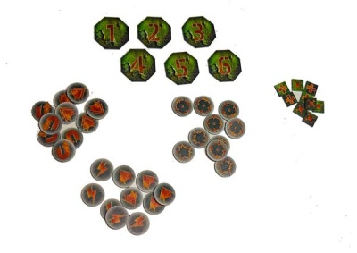 Killteam Tokens: The Plague