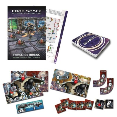 Core Space Purge: Outbreak Expansion