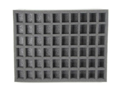 "60 Large Model Foam Tray 1"" (15.5x12)"