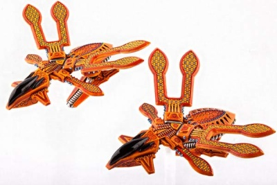 Shaltari: Thunderbird Gunships (2)