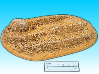 Geländestück Dünen