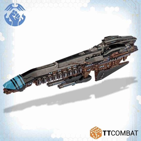 Reistance Phalanx Battlecruiser