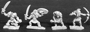 Goblin Warband (4)