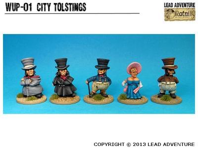 City Tolstings (5)