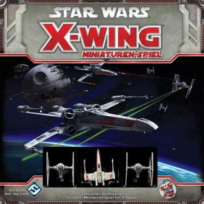 Star Wars X-Wing Grundspiel
