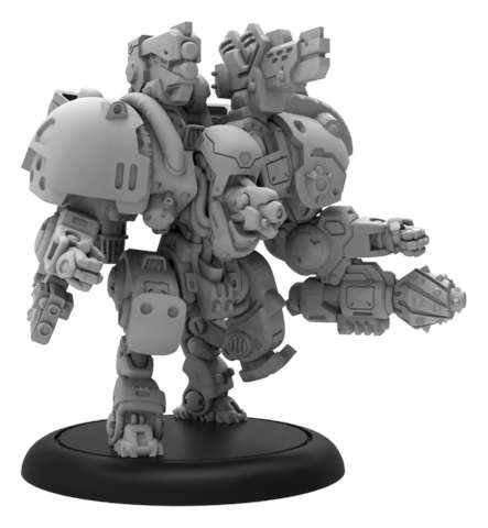 Strike Raptor A - Warcaster Marcher Worlds Heavy Warjack