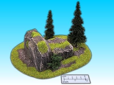 Geländestück Tafelberg