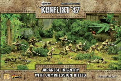 Japanese Infantry with compression rifles (12)