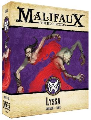 Malifaux (M3E): Lyssa