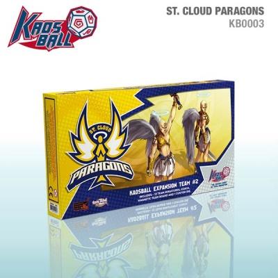 Kaos Ball:: St. Cloud Paragons