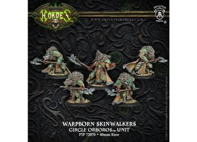 Circle Orboros Warpborn Skinwalkers (5) plastic