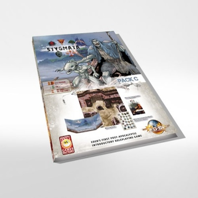 Stygmata expansion Pack C