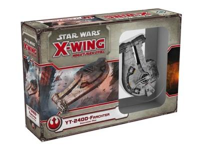 Star Wars X-Wing: YT-2400-Frachter Erweiterung-Pack