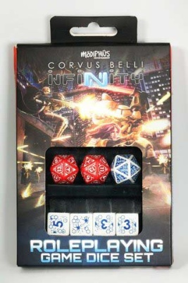 Infinity: Nomads Dice Set