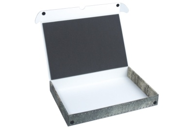 Full-size standard box (empty)
