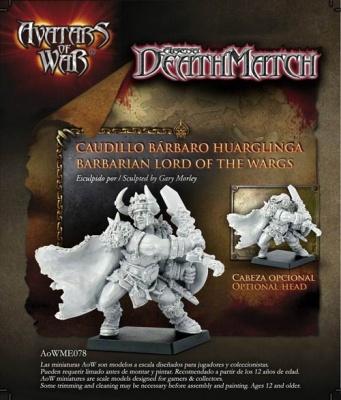 Barbarian Warlord