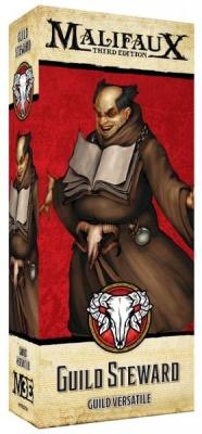 Malifaux (M3E): Guild Steward