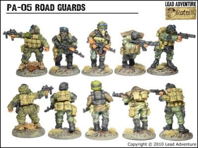 Road Guards (5)