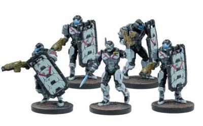 Defender Team (5)
