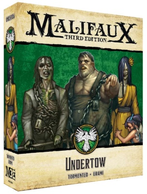 Malifaux (M3E): Undertow