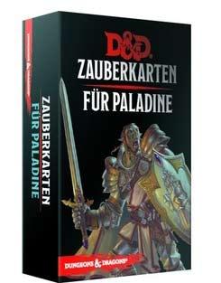 D&D: Zauberkarten für Paladine