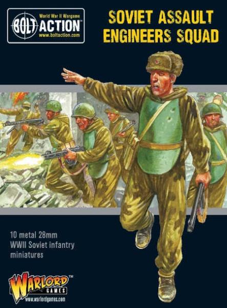 Soviet Assault Engineers Squad