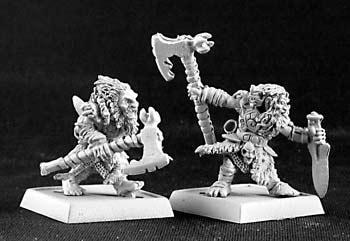 Dwarf Berzerkers (9)