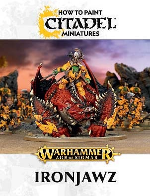How To Paint Citadel Miniatures: Ironjawz