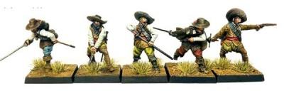 Swordsmen (5)