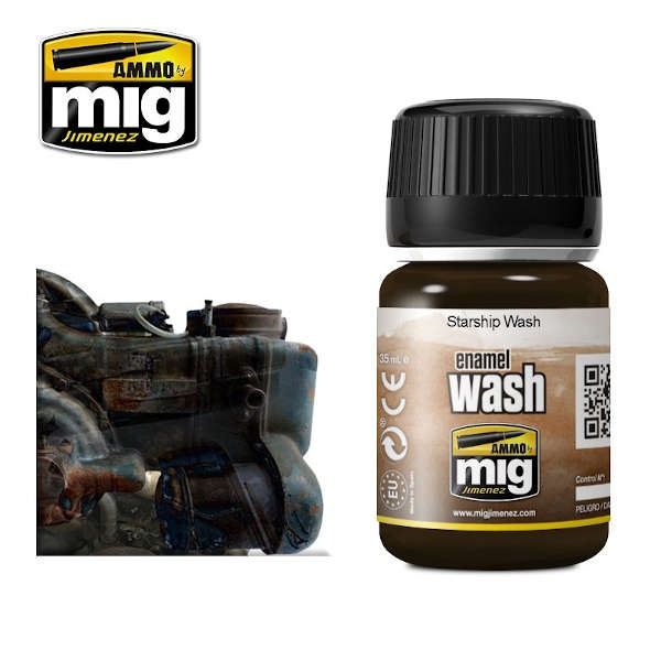 Starship Wash (35ml)