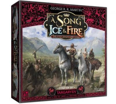 A Song Of Ice And Fire - Targaryen Starter Set - EN