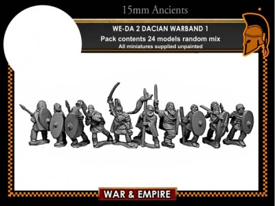 Dacian Warband I