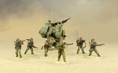 Spetsnaz Starter Set - Battlegroup Roza