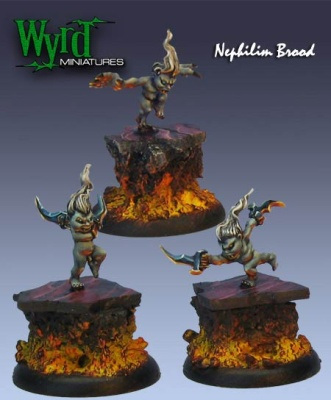 Lilith's Brood - Terror Tot Nephilim (3)