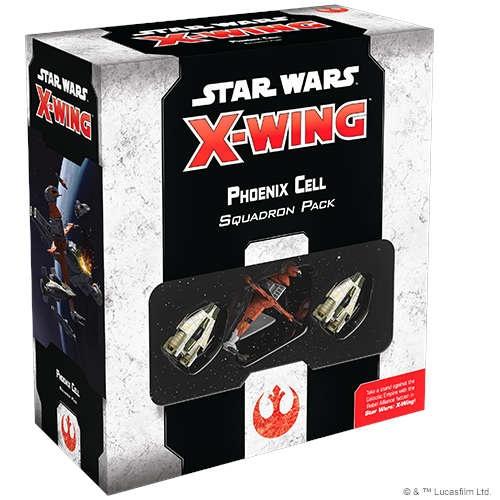 SW: X-Wing 2.Ed.  Phönix-Staffel