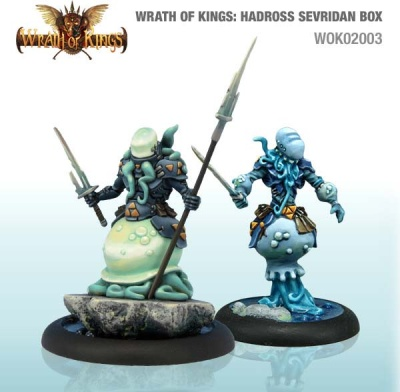 Hadross Sevridan Box