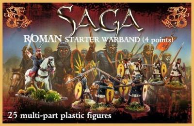 Plastic Roman Warband Starter (4 point)