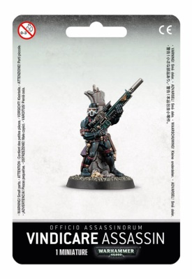 Vindicare Assassin
