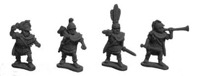 Seleucid Imitation Legionaries Command (8)