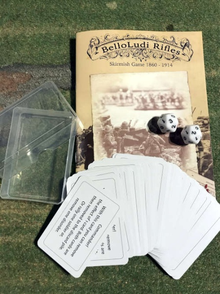 BelloLudi rifles Skirmish Game (1860-1914) Bundle