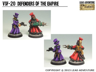 Defenders of the Empire (2)