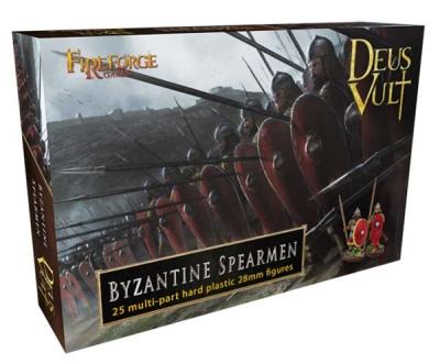 Byzantine Spearmen (25)