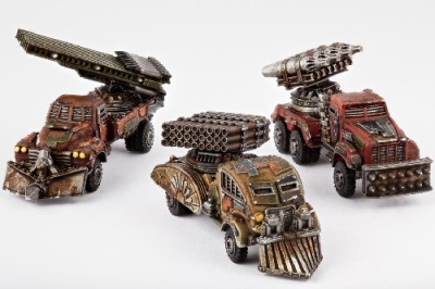 Resistance: Storm Wagon (3)