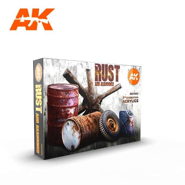 Rust Color Set (6)