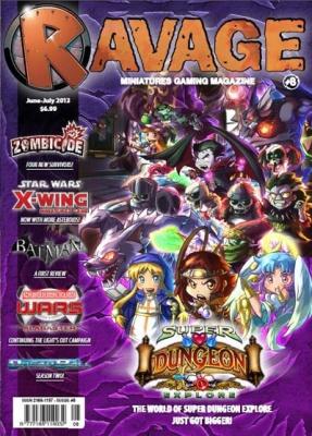 Ravage Magazine #8 (engl)