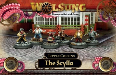 "Scylla Henchmen Box 1: ""Little Cousins"" (6)"