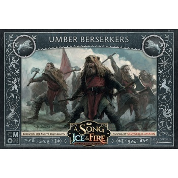 A Song Of Ice And Fire - Umber Berserkers