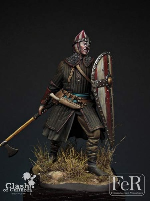 Italo-Norman Warrior, 1061 (75mm)